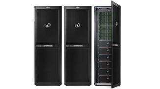 Almacenamiento Fujitsu ETERNUS CD10000
